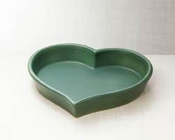 Large Heart Baker