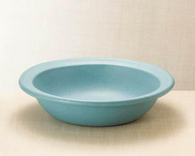 Favorite Rimmed Serving Bowl   Stoneware Serving   Bennington Potters DV96