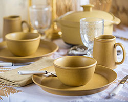 Classic Dinnerware 3-Piece PlaceSetting