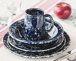 NewLine Dinnerware 4-Piece Place Setting