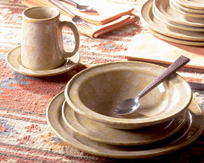 NewLine Dinnerware 5-Piece Place Setting