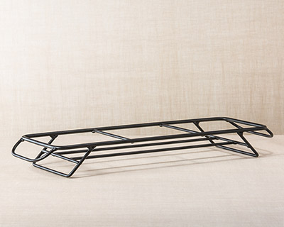 'Iron' Rack for Three Medium Basic Bowls