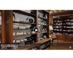 """Maker: Bennington Potters"" - video"