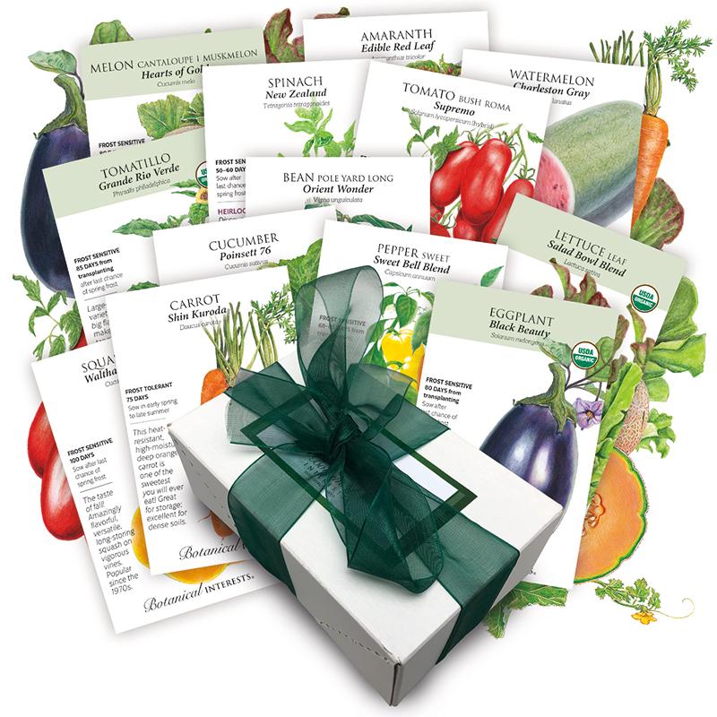 Heat Tolerant Vegetables Collection
