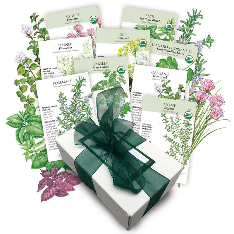 Chefs Herb Garden Collection