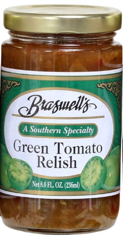 Green Tomato Relish 8 oz.