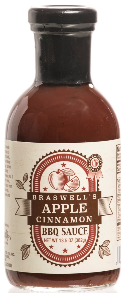 Apple Cinnamon BBQ Sauce