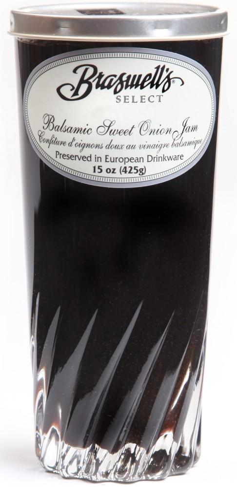Braswell Select Balsamic Sweet Onion Jam - 15oz