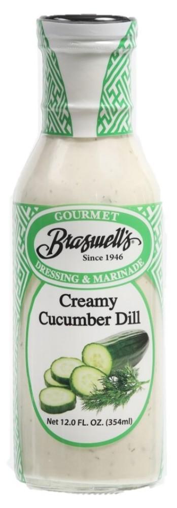 Creamy Cucumber Dill Dressing - 12oz