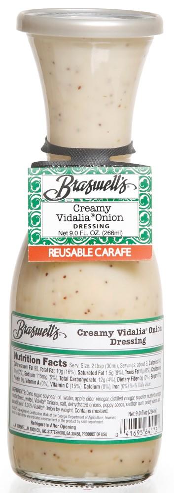 Creamy Vidalia Onion Dressing