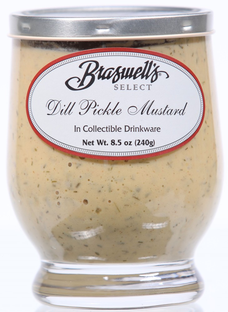 Braswell's Select Dill Pickle Mustard