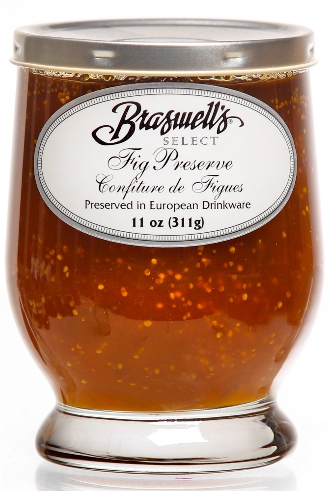 Fig Preserve - Footed Glassware ( Limited Supply )