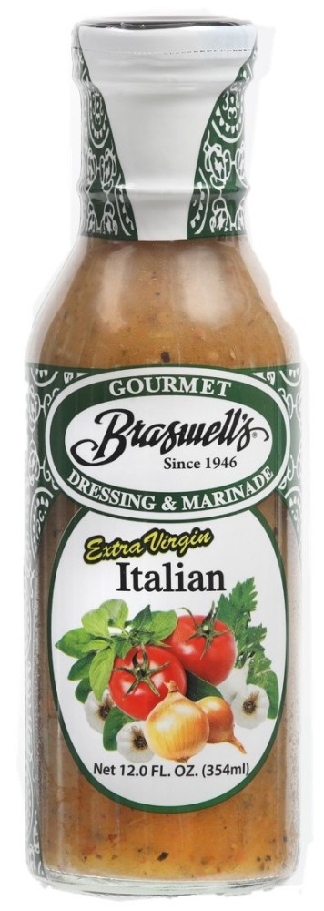 Extra Virgin Italian Dressing - 12oz