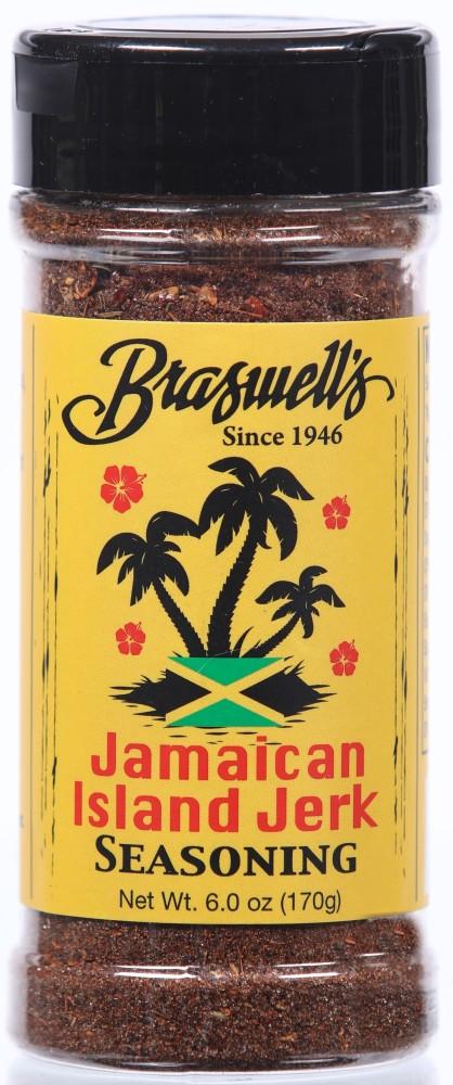 Jamaican Island Jerk Seasoning