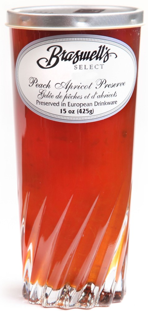 Braswell Select Peach Apricot Preserves