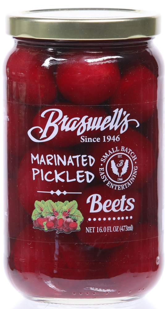 Marinated Pickled Beets