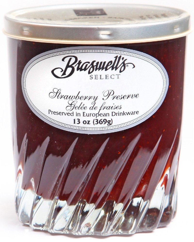 Braswell's Select Strawberry Preserve