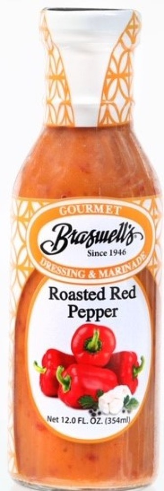 Roasted Red Pepper Dressing