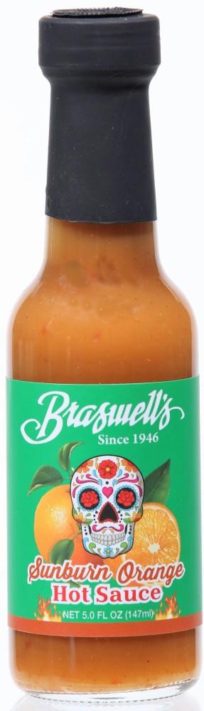 Sunburn Orange Hot Sauce