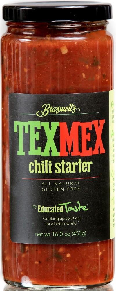 Tex Mex Chili Starter