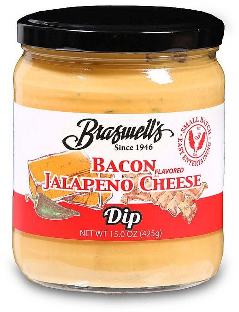 Bacon Jalapeno Cheese Dip