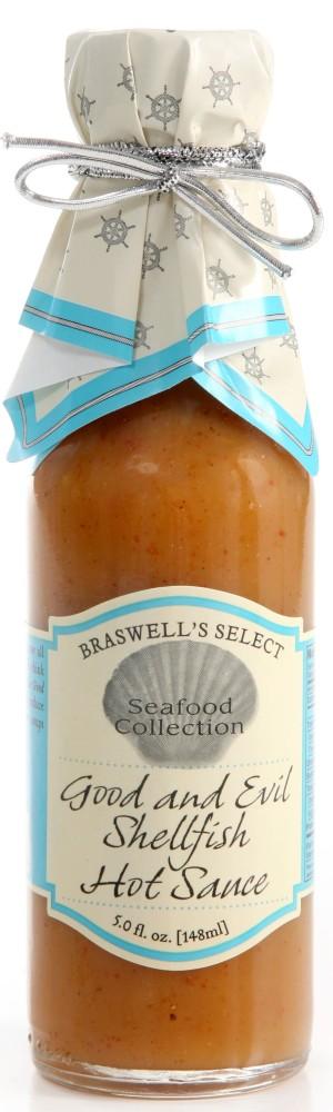 Good & Evil Seafood Hot Sauce