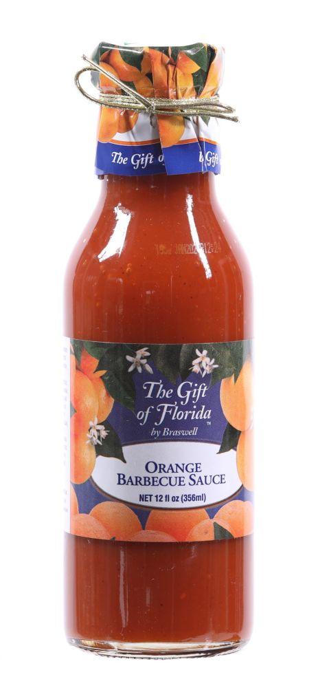 Orange Barbeque Sauce