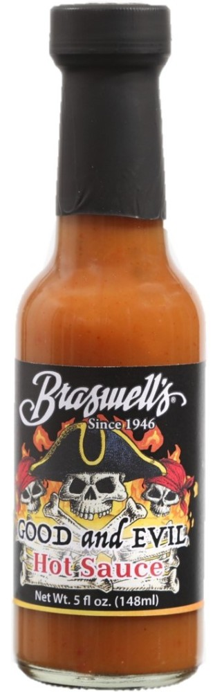 Good and Evil Hot Sauce