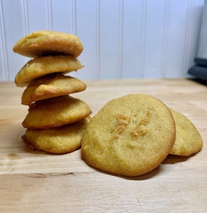 Pumpkin Butter Cookies