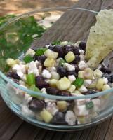 Brian's Better Half Balsamic Black Bean Dip