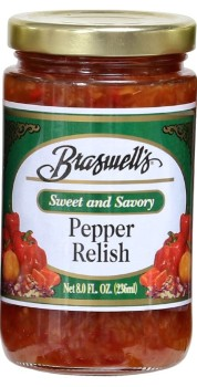 Pepper Relish 8 oz.