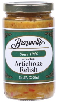 Artichoke Relish 8 oz. ( Limited Supply )