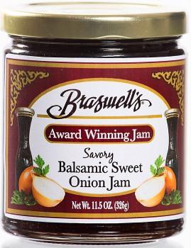 Balsamic Sweet Onion Jam 11.5 oz