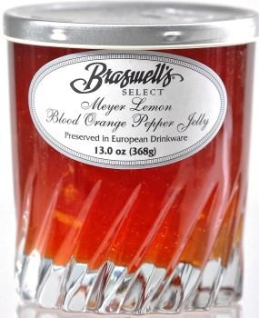 Braswell's Select Meyer Lemon Blood Orange Pepper Jelly ( Limited Supply )
