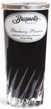 Braswell Select Blueberry Preserves