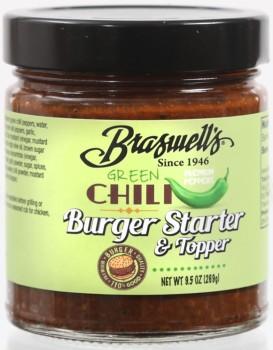 Green Chili Burger Starter
