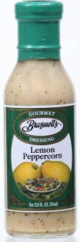 Lemon Peppercorn Dressing - 12 oz.