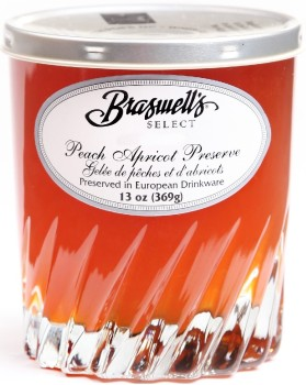 Braswell's Select Peach Apricot Preserve
