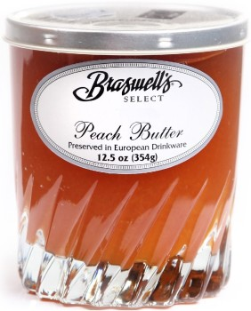 Braswell's Select Peach Butter