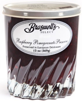 Braswell's Select Raspberry Pomegranate Preserve