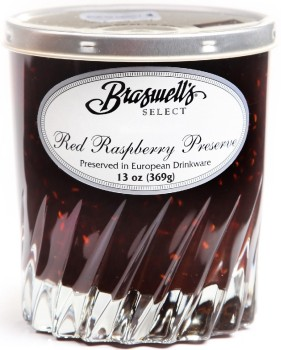 Braswell's Select Red Raspberry Preserve