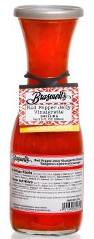 Red Pepper Jelly Vinaigrette