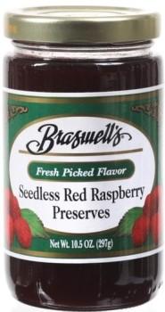 Seedless Red Raspberry Preserve