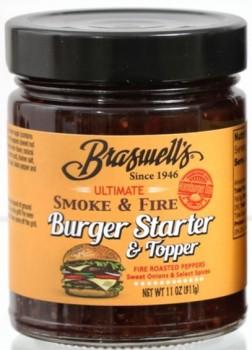 Smoke and Fire Burger Starter