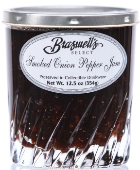 Braswell's Select Smoked Onion Pepper Jam