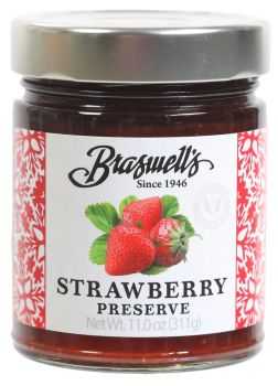 Strawberry Preserve-11oz