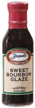 Sweet Bourbon Glaze - 12 oz