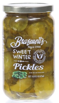 Winter Pickles