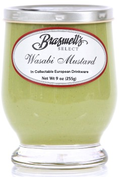 Braswell's Select Wasabi Mustard
