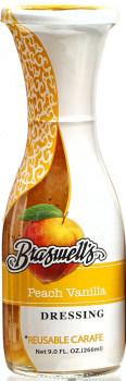 Peach Vanilla Carafe Dressing